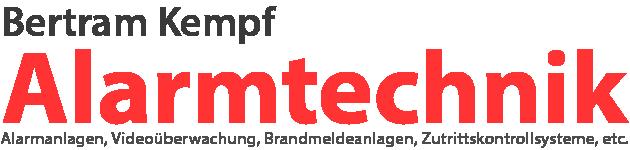 Alarmtechnik Kempf Logo